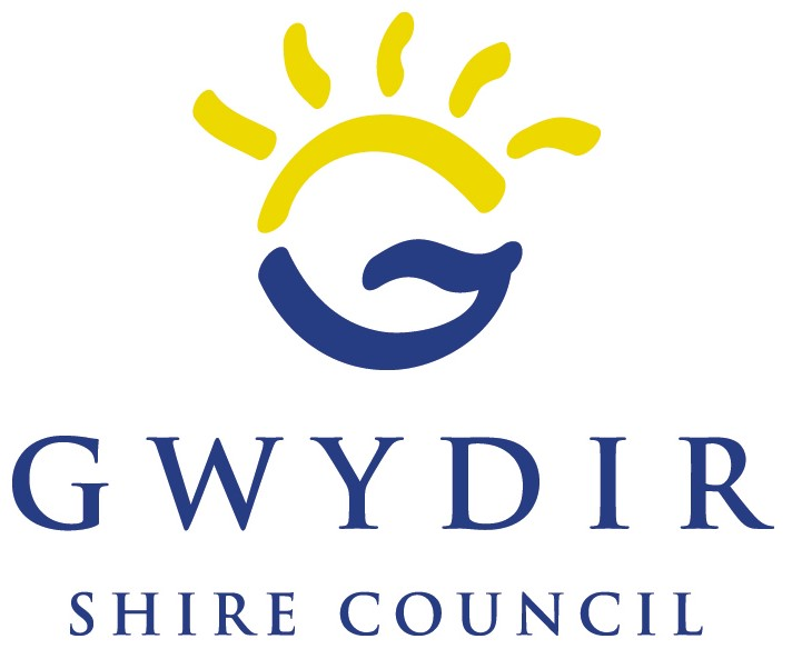 Logo of Gwydir Shire Council