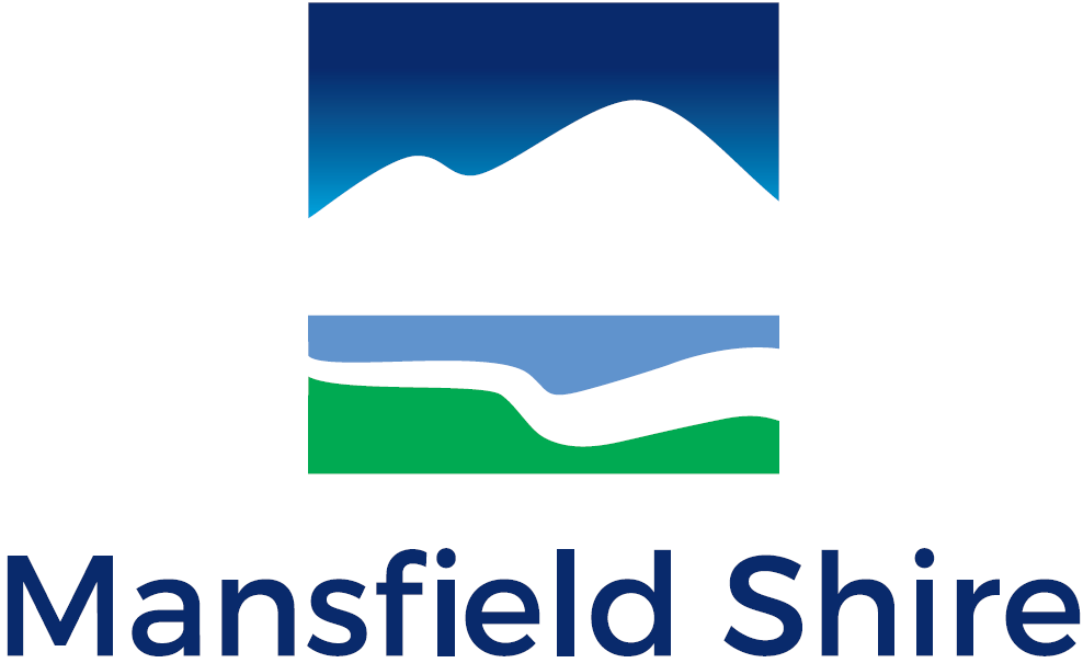 Logo of Mansfield Shire Council